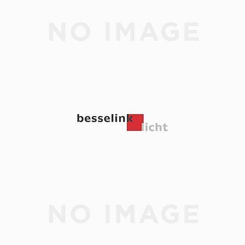 Light depot - klemkap Dip - print wit/turquoise - Outlet