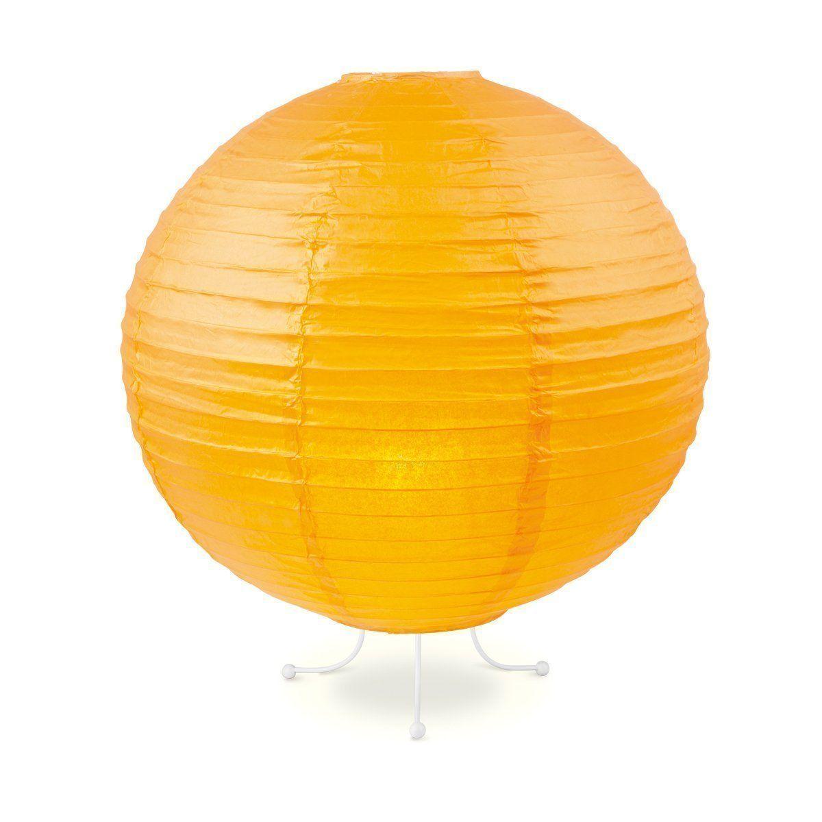Home Sweet Home lampenkap Lampion 40 cm oranje
