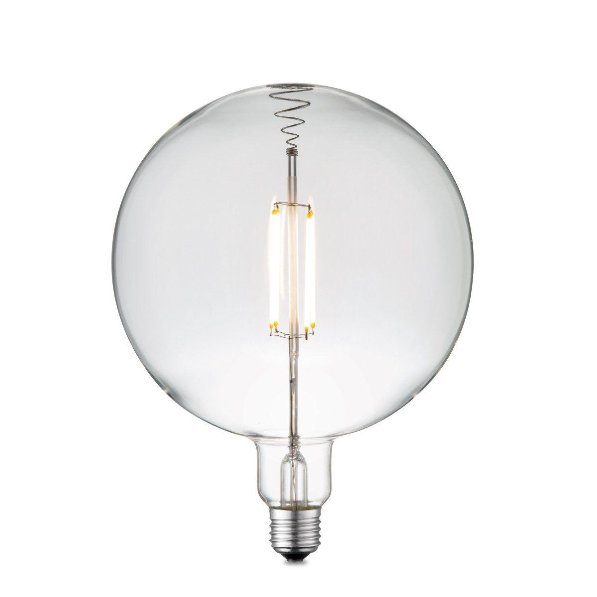 Light depot LED lamp Globe G180 E27 4W dimbaar helder Outlet