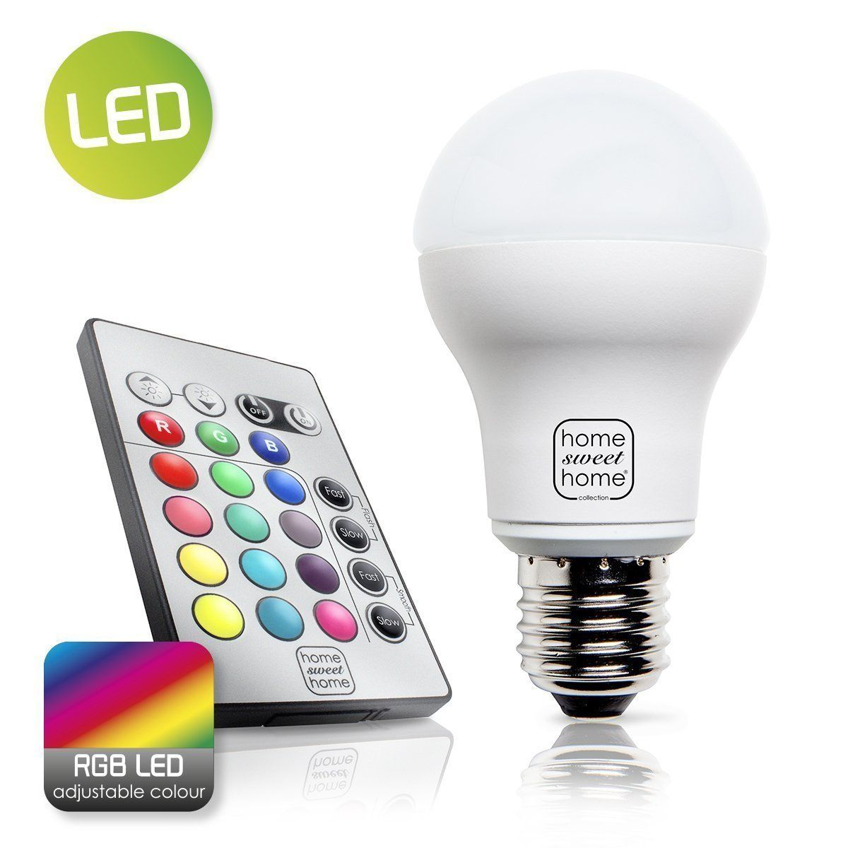 Home Sweet Home LED lamp
