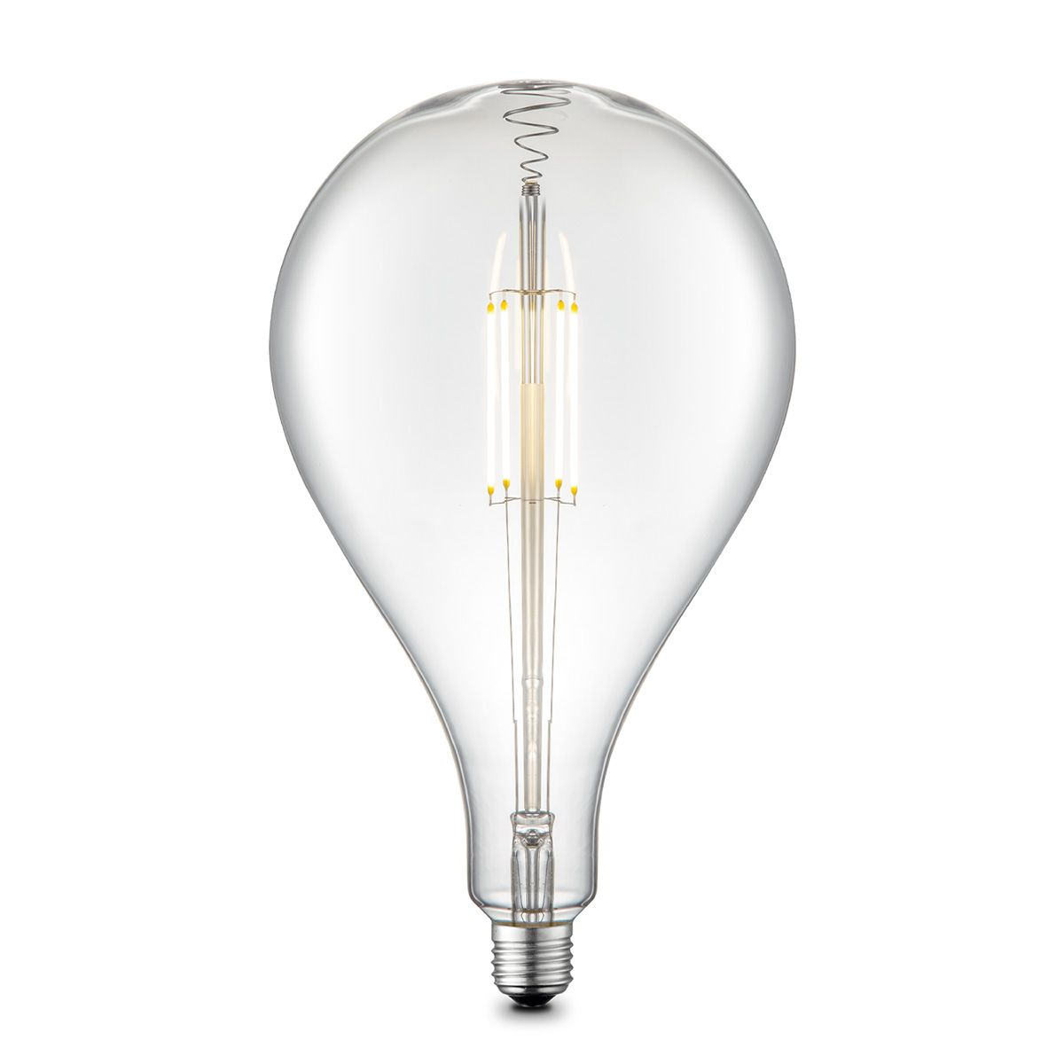 Light depot LED lamp Pear E27 4W dimbaar helder Outlet